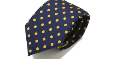 Woven vs. Printed Silk Ties: How to Decide