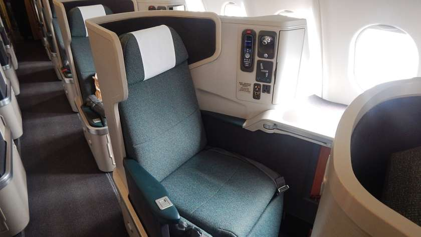 Why spend more on a Business Class Ticket?