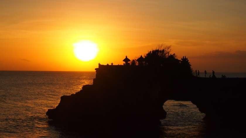 Retiring in tropical Bali